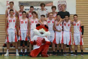 Teamfoto U18m beim Season Opening 2019