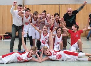 U12-1 erringt 63:51 Auswärtssieg gegen TG Landshut